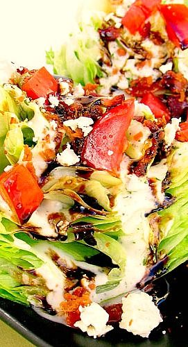 Outback Steakhouse Wedge Salad Copycat