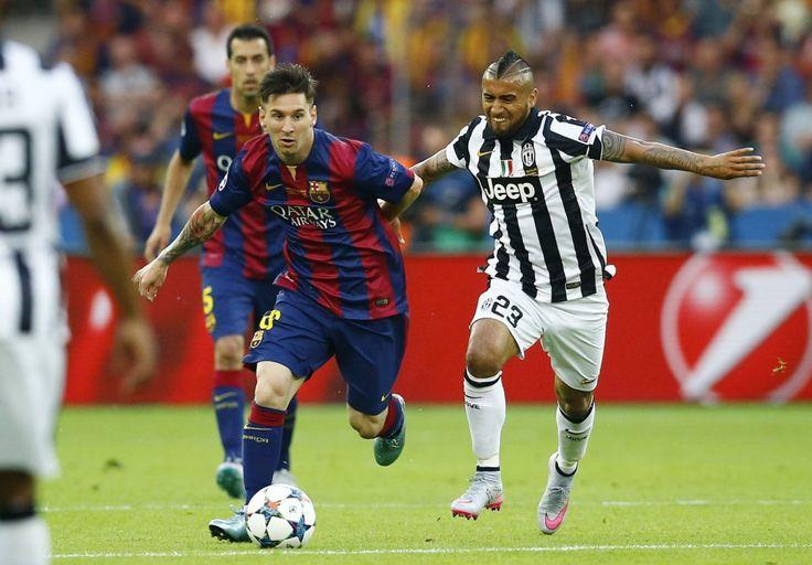 Final Champions League: La final de Champions entre el Barcelona y la Juventus en imágenes | Deportes | EL PAÍS