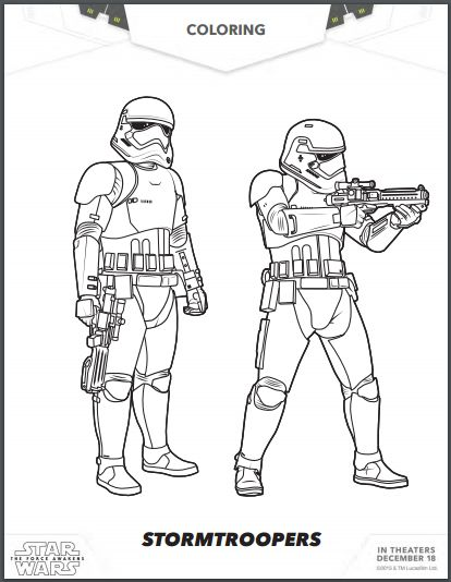 Disney Coloring Pages Star Wars : Best images about disney coloring pages on pinterest