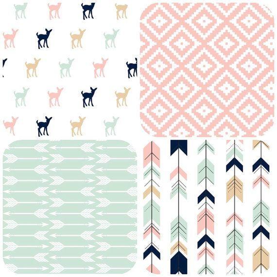 Design your own nursery!  This listing includes the option for the following items:  >> Changing Pad Cover 32x16x4 fabric print sides and option