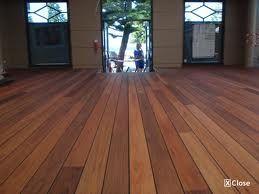 grey ironbark decking 135 x 19