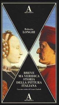 Breve ma veridica lettura.  Un consiglio da Glob-Arts legato all'#Arte: http://glob-arts.blogspot.it/2014/02/breve-ma-veridica-lettura.html#more #BrevemaVeridicaStoria #PitturaItaliana #RobertoLonghi