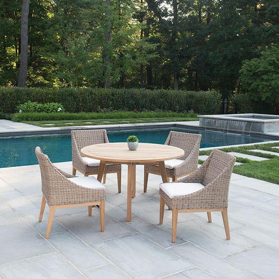 Kingsley Bate Elegant Outdoor Furniture Lindholm In 2019 Outdoor Furniture Sets Furniture Outdoor Furniture