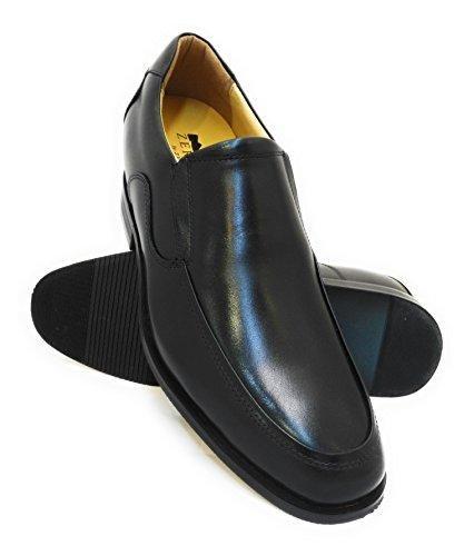 Oferta: 119€. Comprar Ofertas de ZERIMAR Zapatos con alzas para hombre de estilo elegante. Diseño de pala alta con elásticos laterales para un mayor confort. barato. ¡Mira las ofertas!