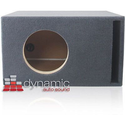 """Other Car Audio: 10"""" Custom Ported Subwoofer Box Enclosure ¾"""" Mdf For Jl Audio 10W7 10W7ae Sub -> BUY IT NOW ONLY: $104.99 on eBay!"""