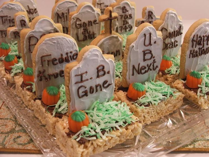 halloween party food - Creepy Foods For Halloween Party