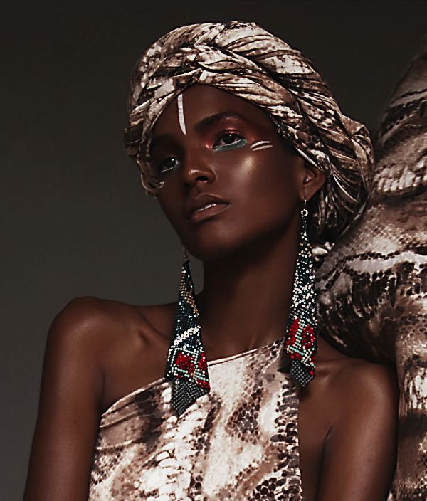 crystal-black-babes: Galaxia Gervacio - Black Models from Dominican Republic Dominican Models | Caribbean Black Models
