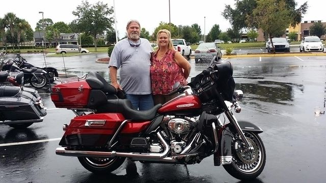 Tony & Jadeine! Welcome to the Orlando Harley-Davidson® family! Get yours today: http://orlandoharley.com/UsedBikes.aspx