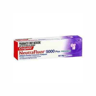Colgate NeutraFluor 5000 Plus 56gm