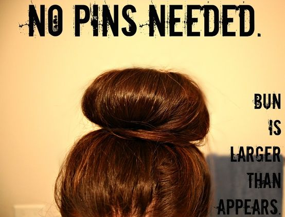 How To: Lauren Conrad's Big Messy Bun