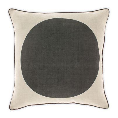 Big Spot cushion in Smoke 50cm