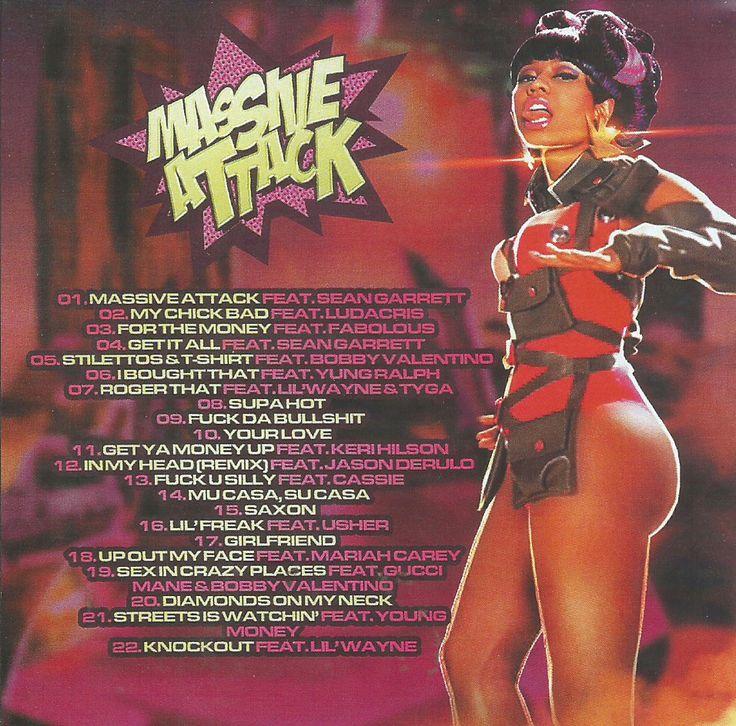 Massive Attack MixTape - Nicki Massive Minaj #onselz