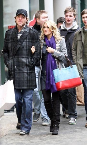 Shopping in Soho January 29, 2011