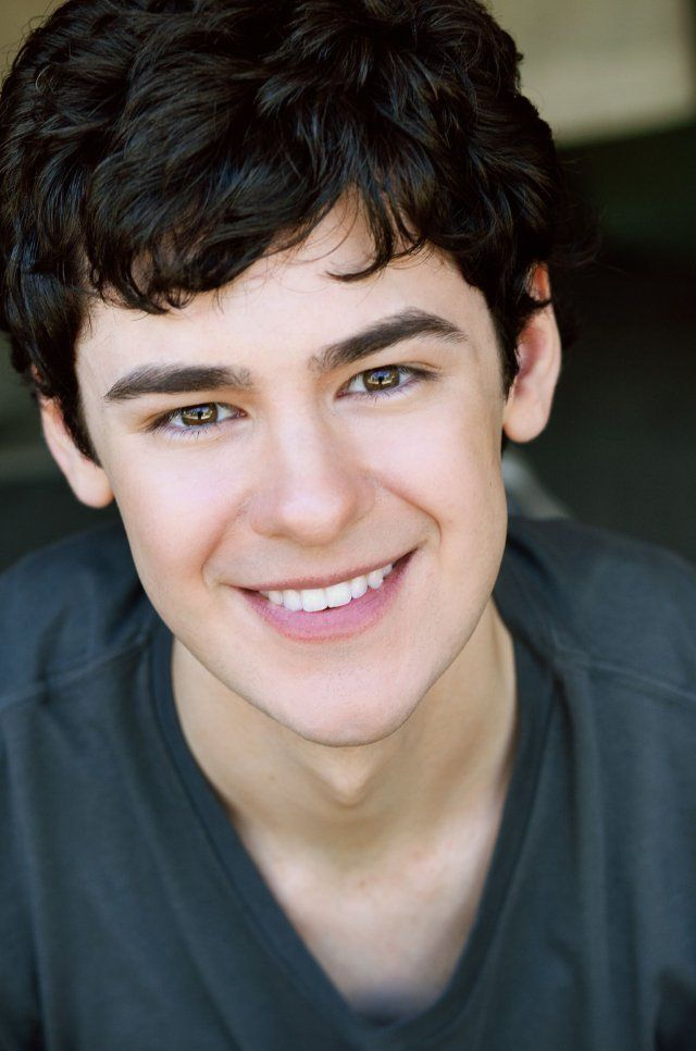 Brendan Robinson (Lucas Gottesman) from Pretty Little Liars.