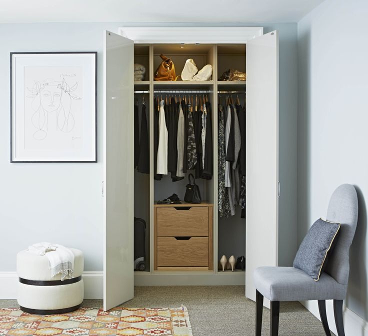 Walk-in Closets Images On Pinterest