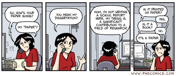 Enlarge your thesis phd comics
