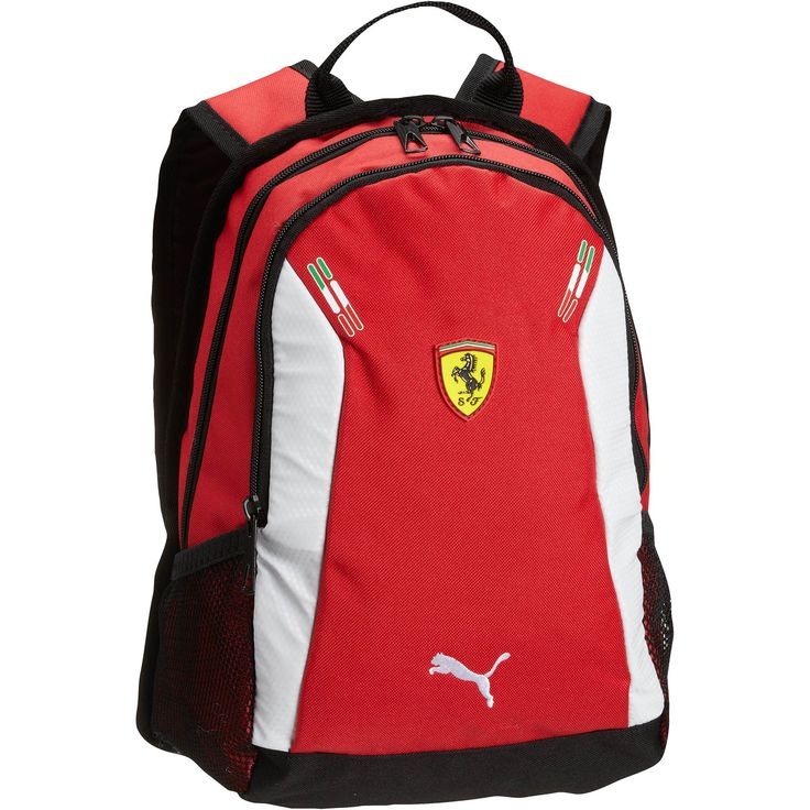 PUMA Ferrari Replica Small Backpack | - from the official Puma® Online Store