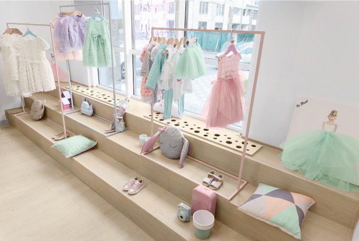 """""""Hi, Mom"""" un concept store per mamme e bambini"""