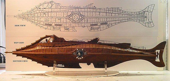 ACHAMAN GUAÑOC: Julio Verne. El Profeta de Nantes...¿Sabemos realmente quién era Julio Verne?