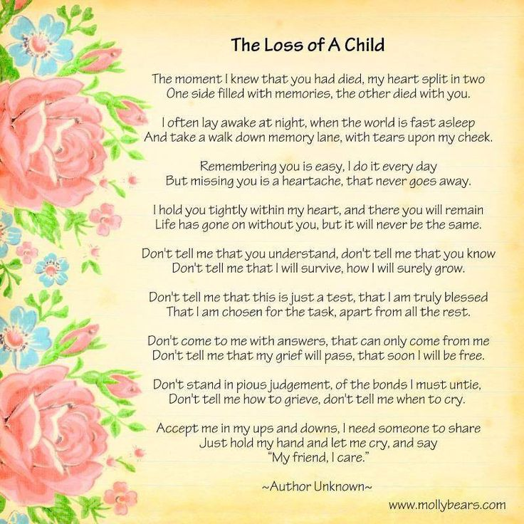 Losing A Mother Quotes From Son: Grief Support Images On Pinterest