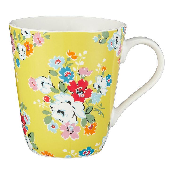 NEW Clifton Rose Stanley Mug | #CathKidston