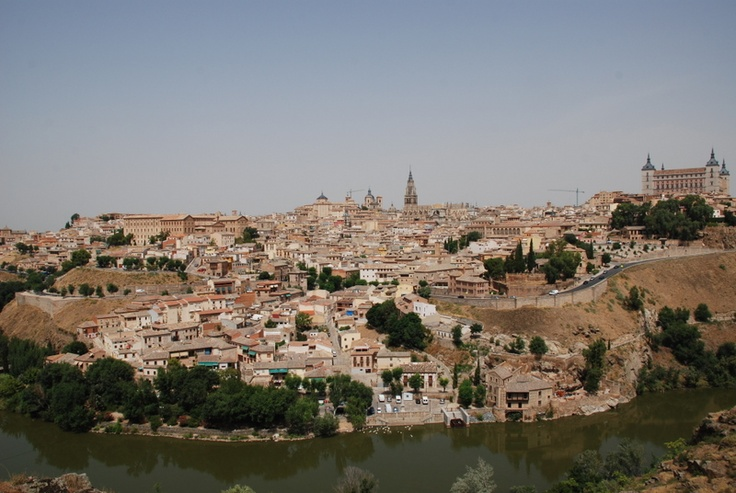 Toledo was not in my list of must-see places. My dad, who is also an architect, convinced me to go there, see the architecture and spend at least a day there. If the daddy says you have to, then I have to go! The only regret I have is not spending enough time in Toledo. It is only 70 km south of Madrid which is half an hour by train and was declared a World Heritage Site by UNESCO in 1986. The old city is located on a mountaintop with a 150 degree view, surrounded on three sides by a bend in…