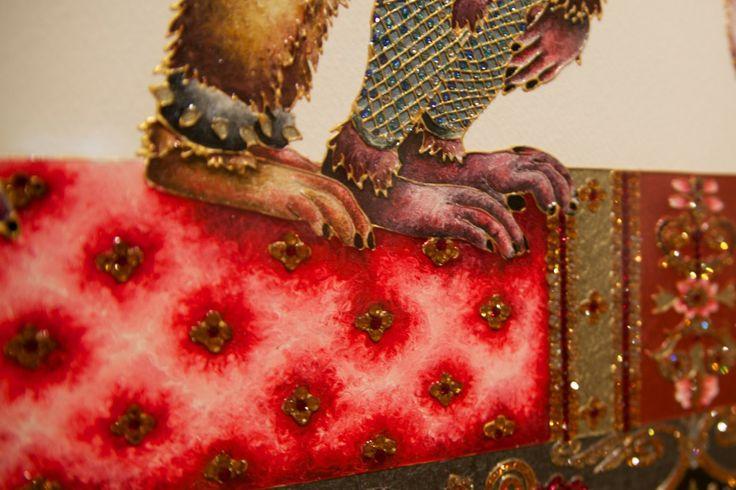 detail - raqib shaw