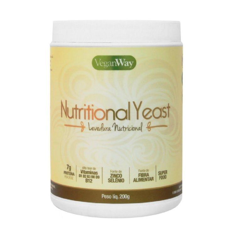 Nutritional Yeast 200g VeganWay :: LEVEDURA NUTRICIONAL