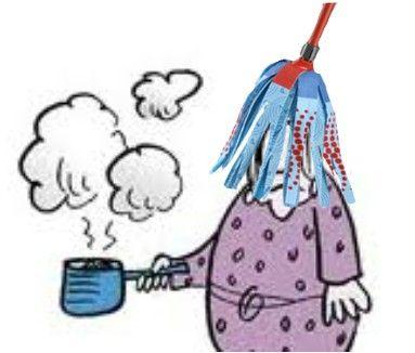 Desperate housewife