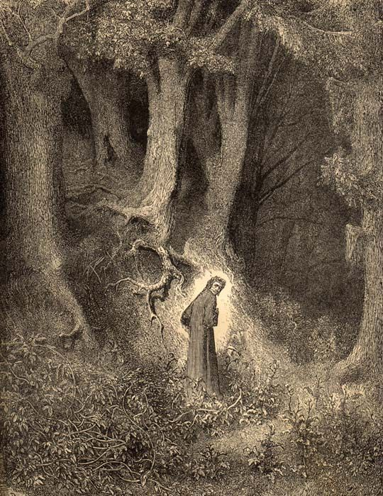 an analysis of an epic poem divine comedy by dante alighieri Dante: the divine comedy a new complete downloadable english translation  with  this, the first 'epic' of which its author is the protagonist and his individual   by its poetry and beauty, simply wish to delve deeper into the meaning and.