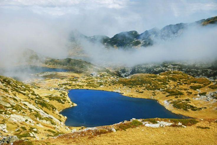 Rilagebergte Bulgarije