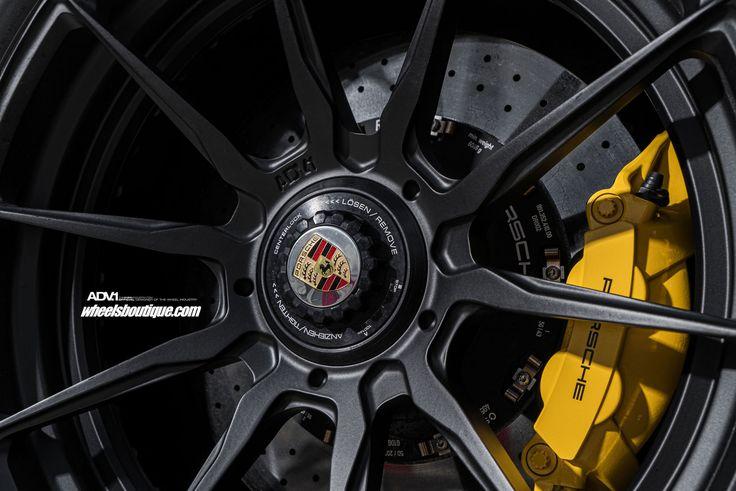 Porsche 991 Turbo S X Adv10 Mv2 Cs By Wheels Boutique Porsche 911 Turbo 911 Turbo S Porsche