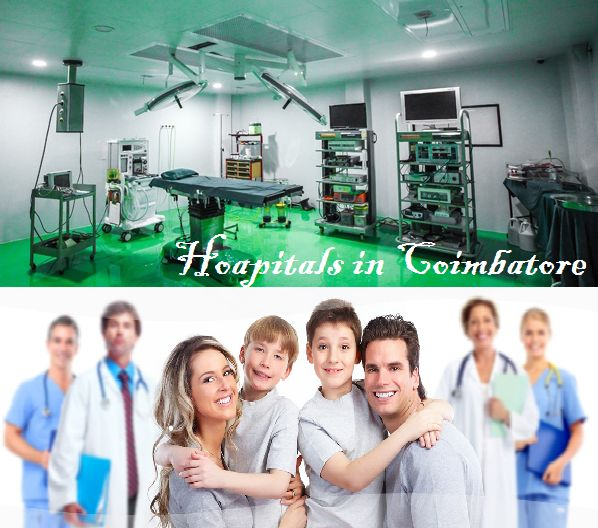 Best private #hospitals in #Coimbatore are known for their accomplished experts who are represented considerable authority in diverse restorative ranges like #pediatrics, #cardiology, #gynecology, #orthopedics, cardiology, #neurology etc.  Check out the list of #top #private hospitals in Coimbatore - bit.ly/1KQHbsh