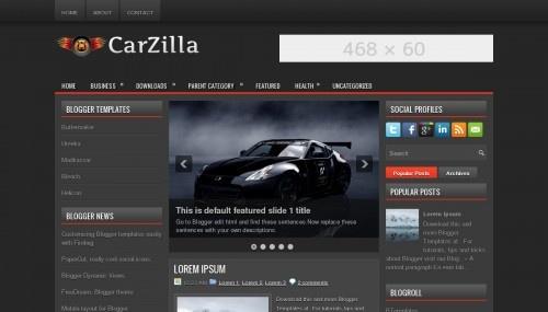Btemplates CArzilla (FTBL.TV)