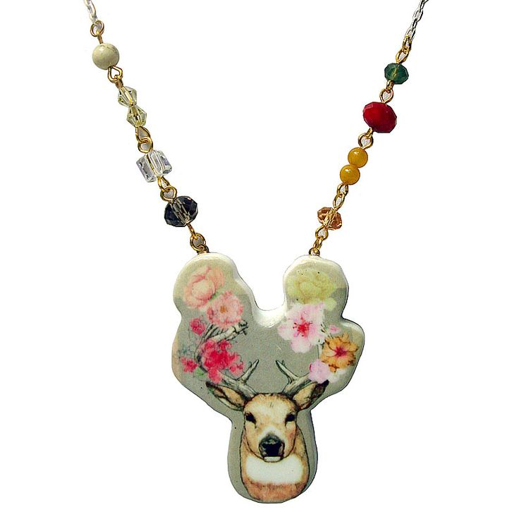 Oh Deer Necklace