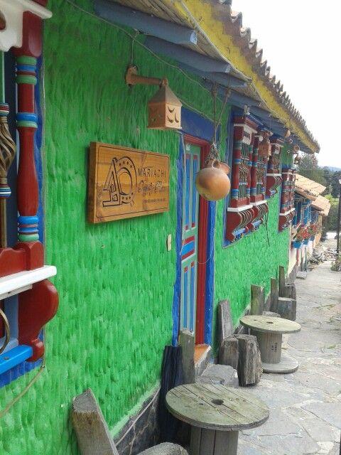 Duitama -Boyacá (Pueblito Boyacense)