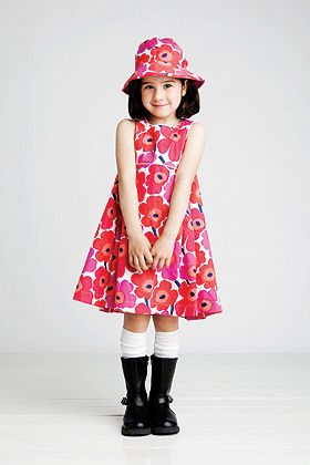 Uzma dress by Marimekko