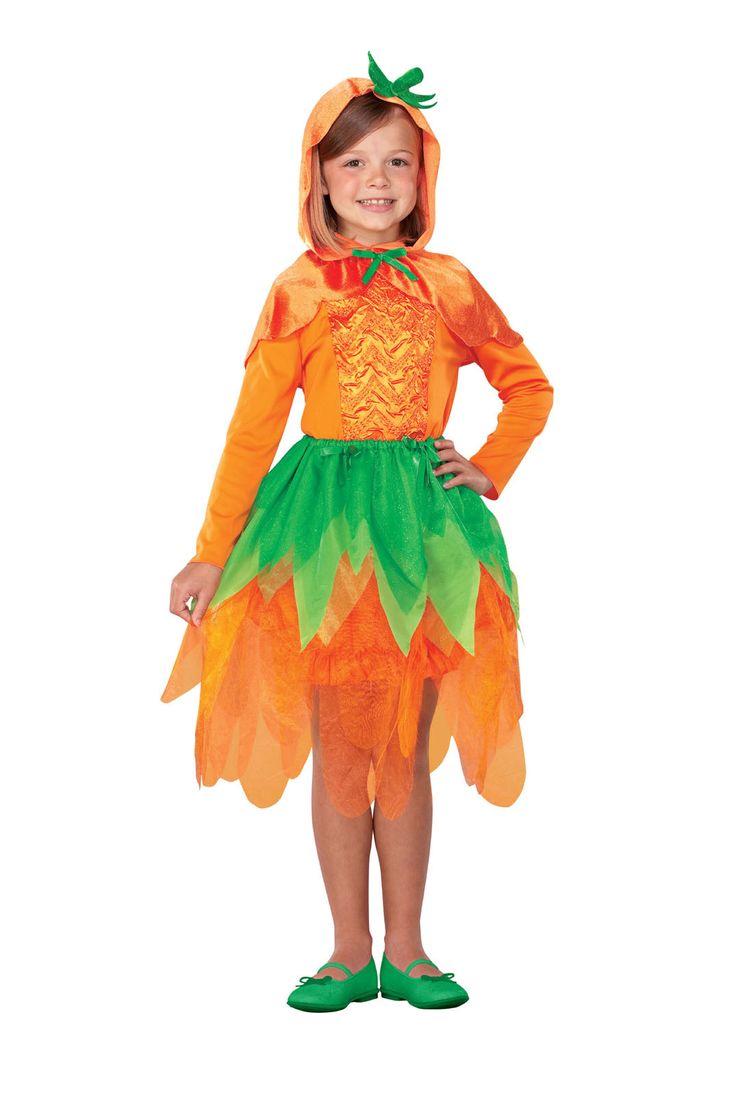 Halloween Costumes cosplay girls pumpkin Costumes