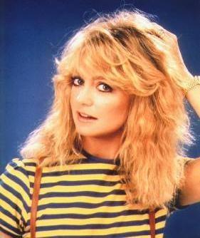 goldie hawn  80s