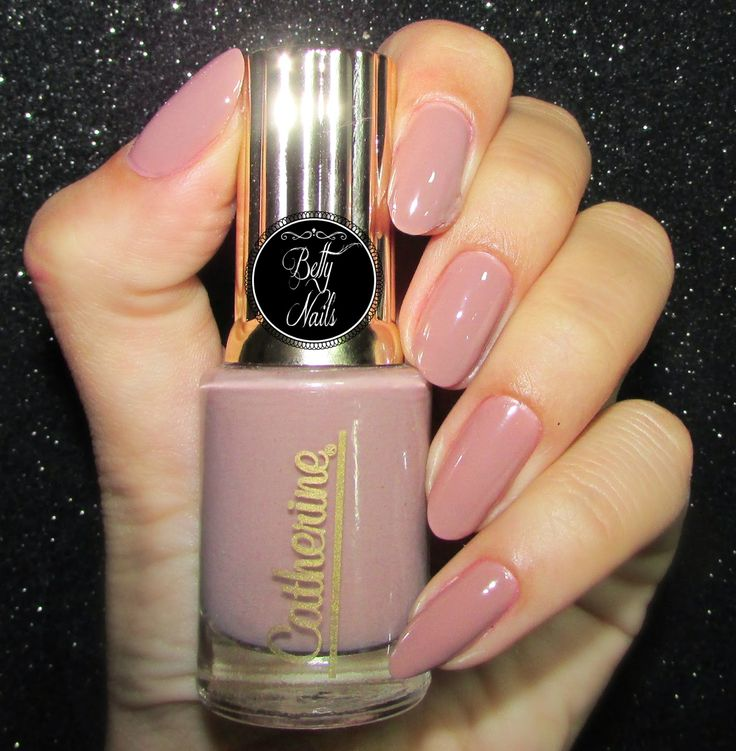 Betty Nails: Catherine Nails - Season Box - Nude Shades [Swatches & Review]