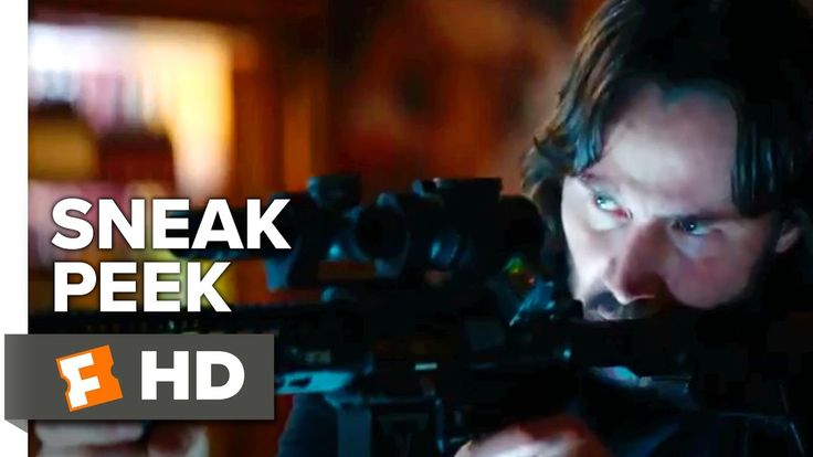 John Wick: Chapter 2 Official Sneak Peak (2017) - Keanu Reeves Movie