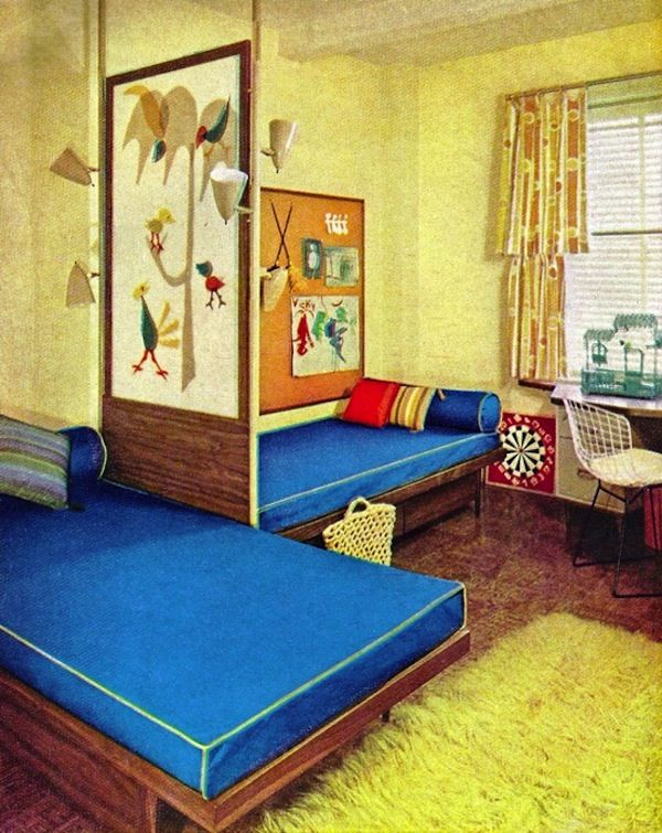 Best 17 Best Images About Mid Century Kids Room On Pinterest 400 x 300