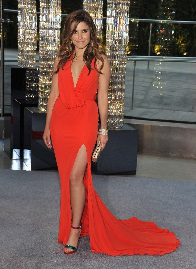 Sophia Bush: Girls Crushes, Bush Redcarpet, Bush Photo, Carpets Dresses, Red Carpets, Cfda Awards, Sophia Bush, Fashion Awards, Cfda Fashion