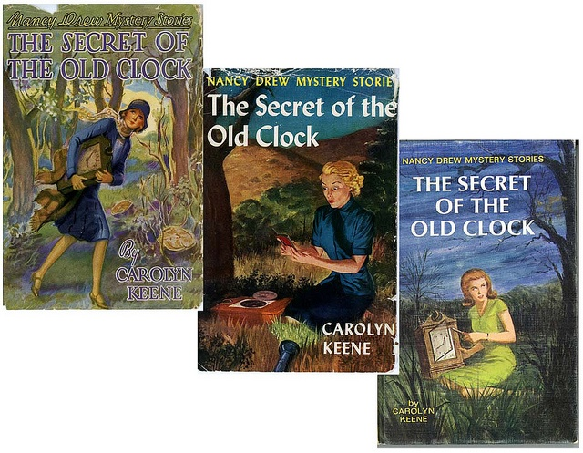 Image result for mystery of the old clock