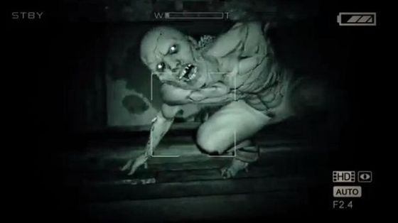 Check out the first 25 minutes of terrifying horror game 'Outlast' | Moviepilot: New Stories for Upcoming Movies