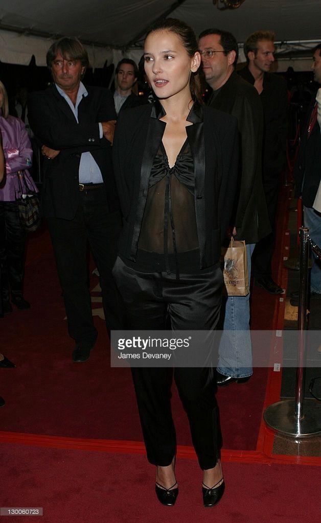 Photo d'actualité : Virginie Ledoyen during 2003 Toronto...