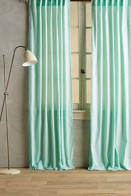 Dottie Curtain - anthropologie.com