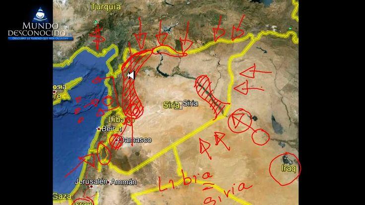La VERDAD sobre Siria y su dramático Final.