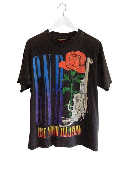 Guns n'Roses 'Use Your Illusion' T-Shirt