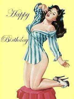 Birthday Pin-Up Photo by Darren Symons1970 | Photobucket
